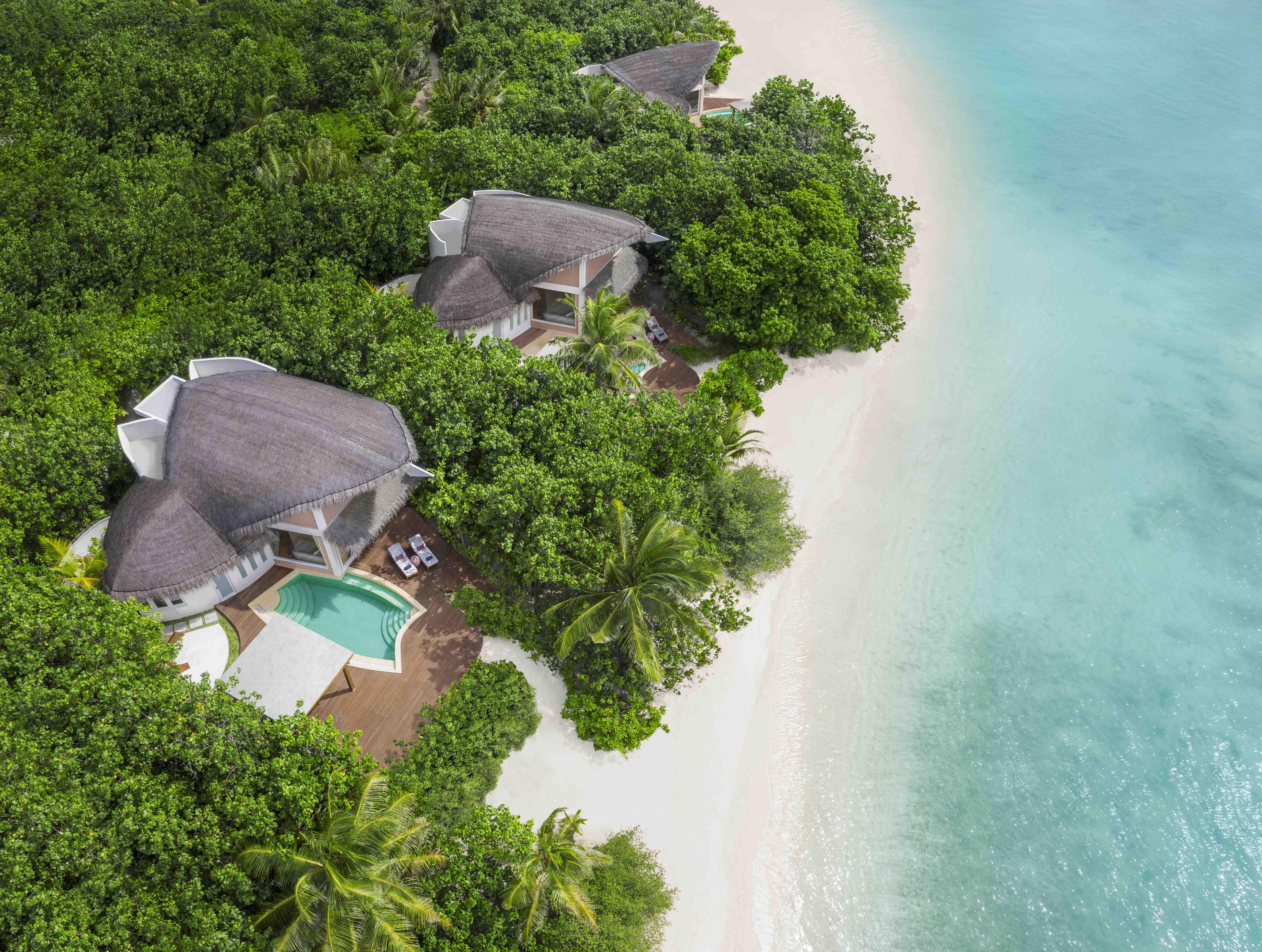 Marriott International Debuts Jw Marriott Maldives Resort