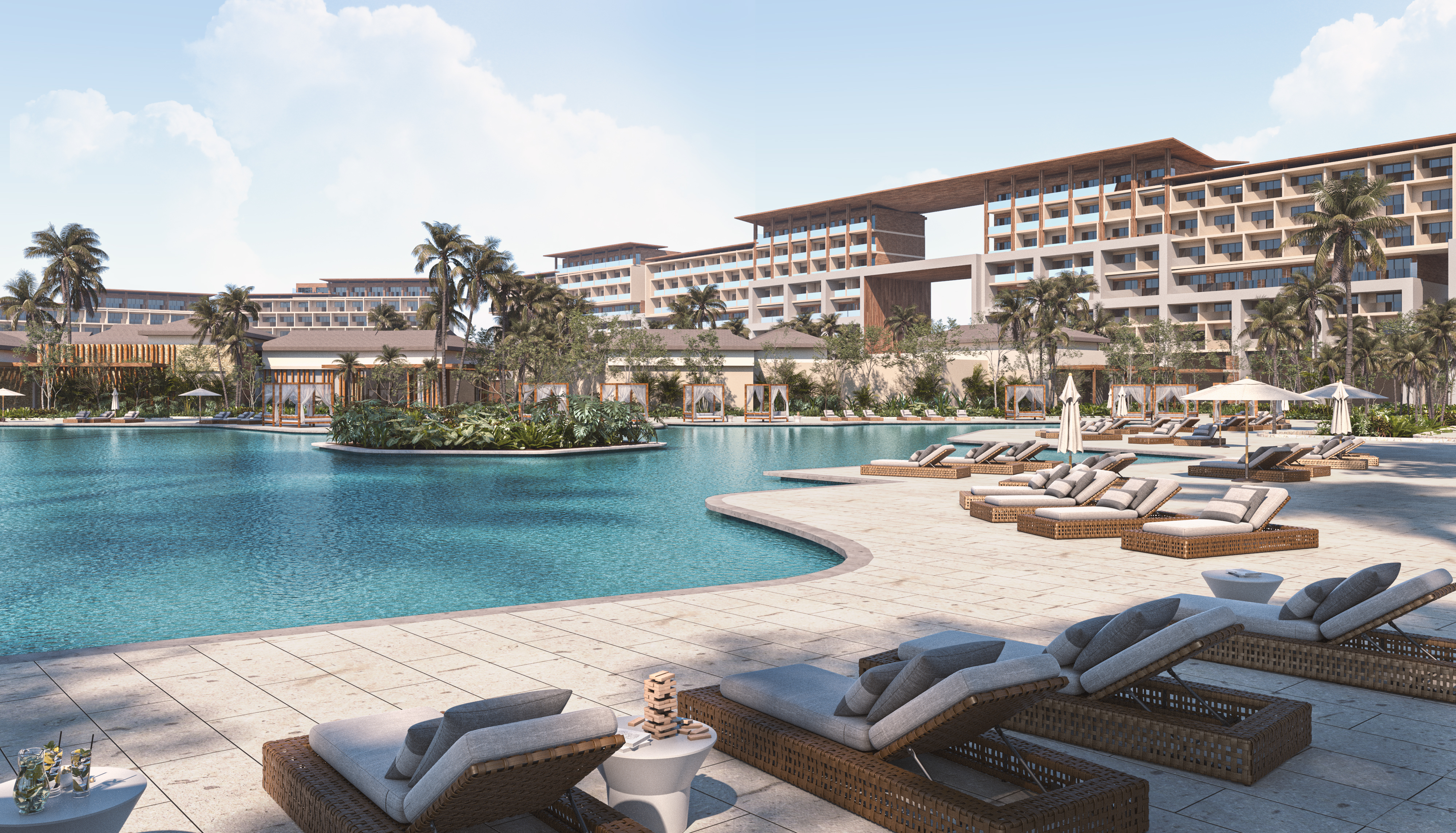 Marriott International To Expand Its AllInclusive
