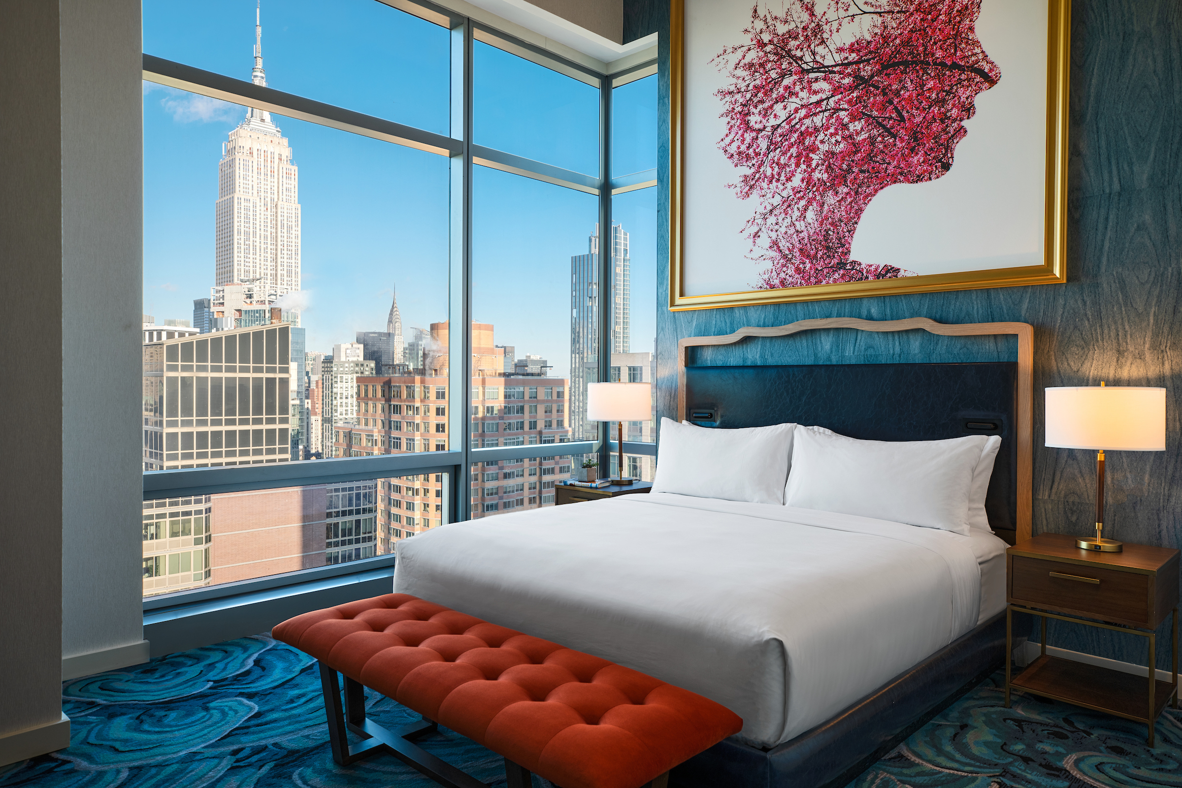Renaissance Hotels Grows Nyc Footprint With Debut Of Renaissance New York Chelsea Hotel Inspiring Spontaneous Discoveries At Every Turn Marriott News Center