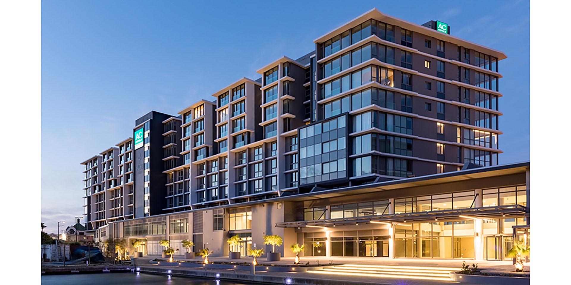 AC Hotel Cape Town Exterior