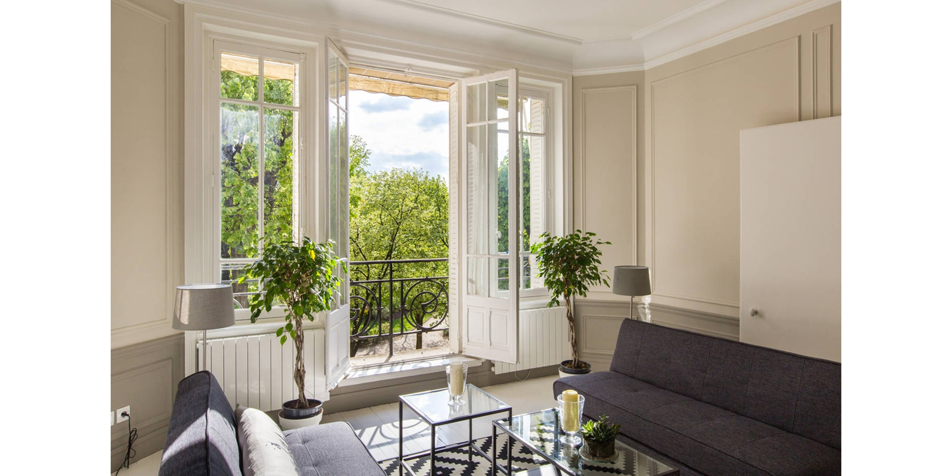 Tribute Portfolio Homes extends to Paris, now including this stunning 3-bedroom Parisian atelier in the 7th Arrondissement.