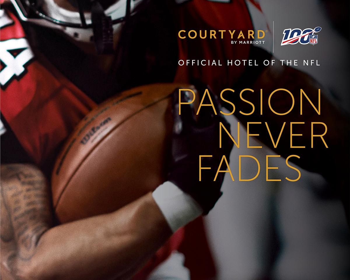 Courtyard NFL