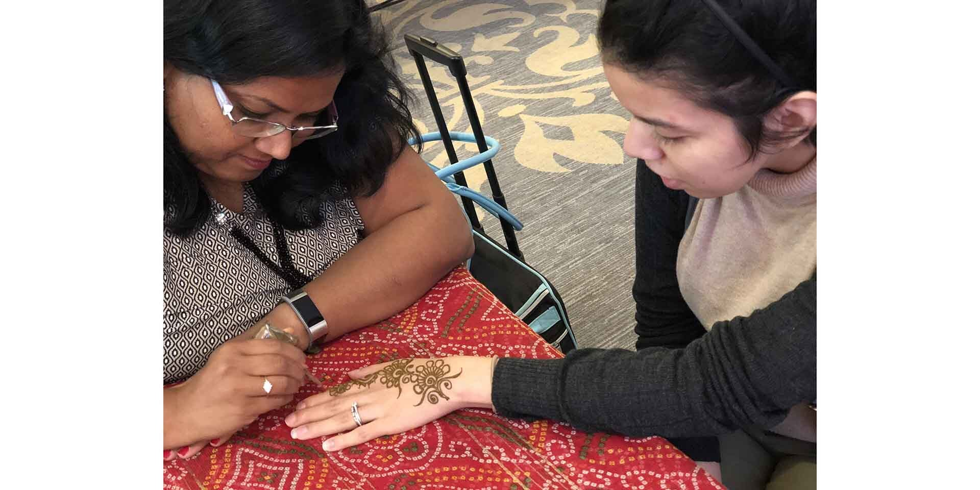 Henna DC Culture Day