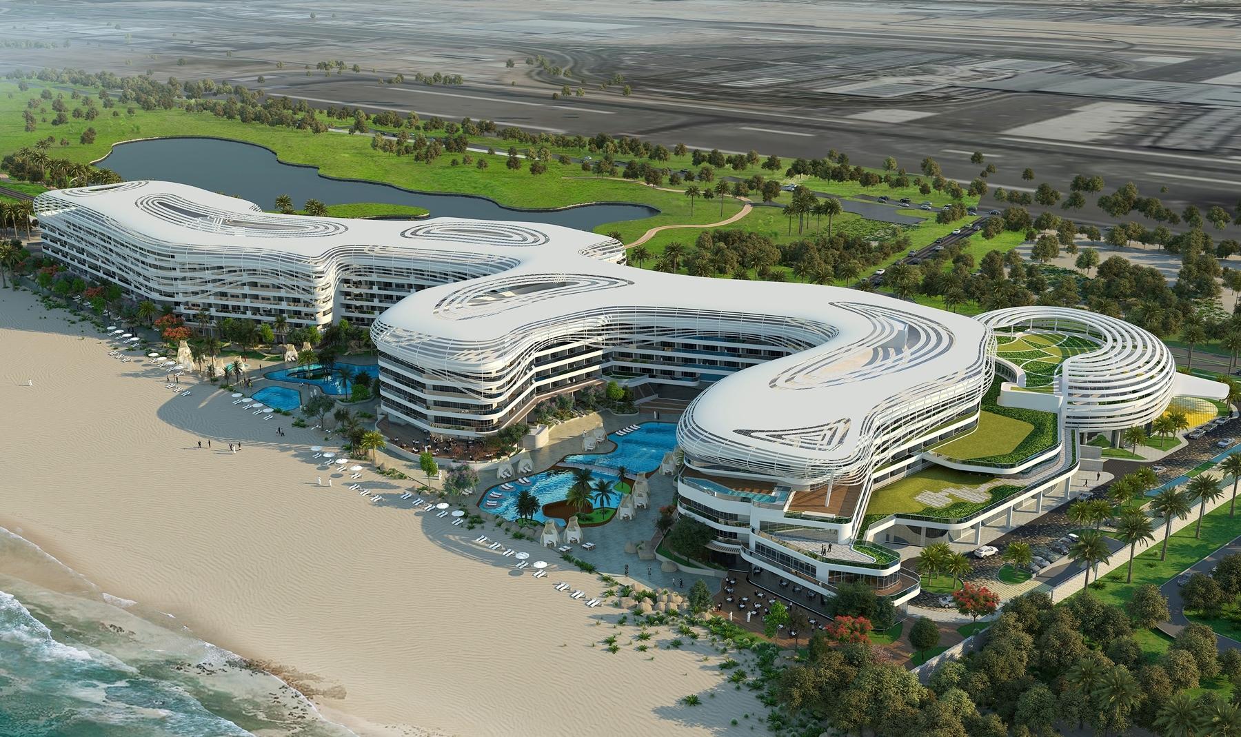 Rendering of The St. Regis Al Mouj Muscat Resort.jpg