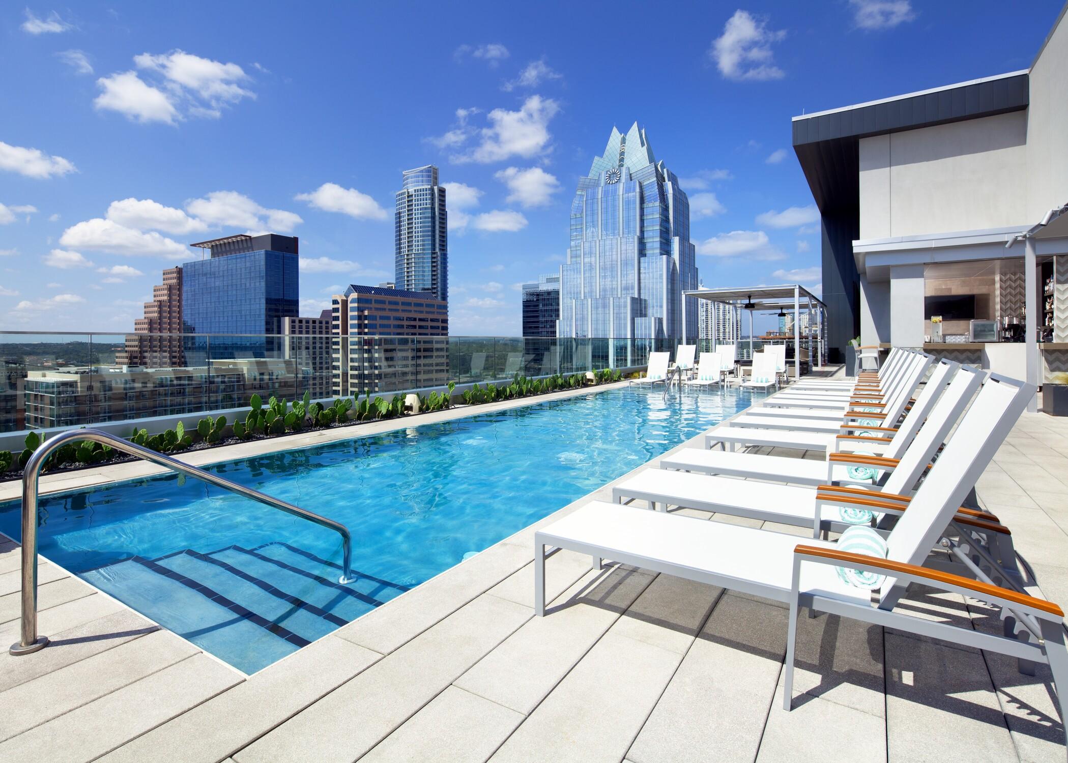 Photo 1 Westin Austin Downtown Pool
