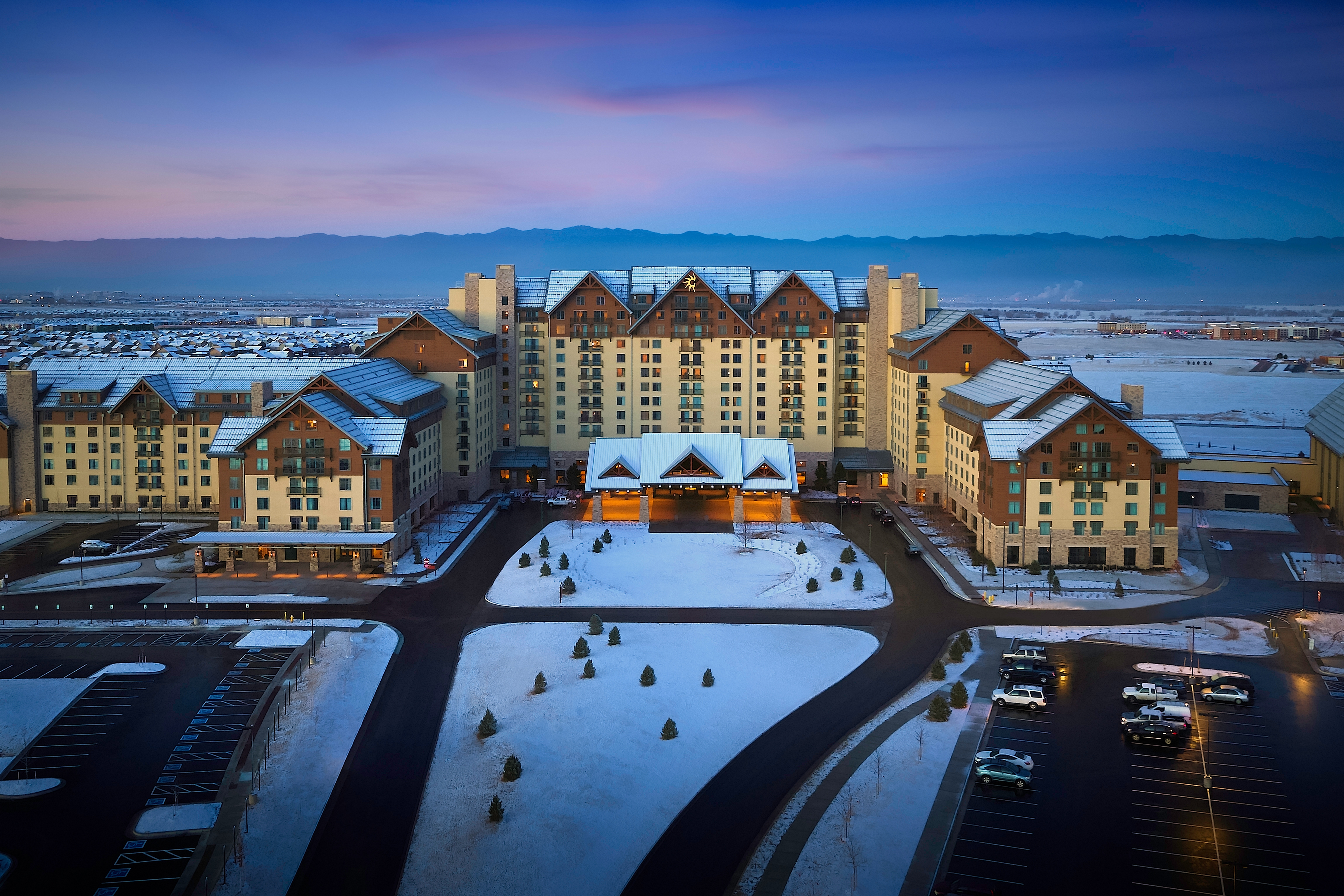 Experience Rocky Mountain Excitement at the new Gaylord Rockies Resort & Convention Center, Aurora, Colorado