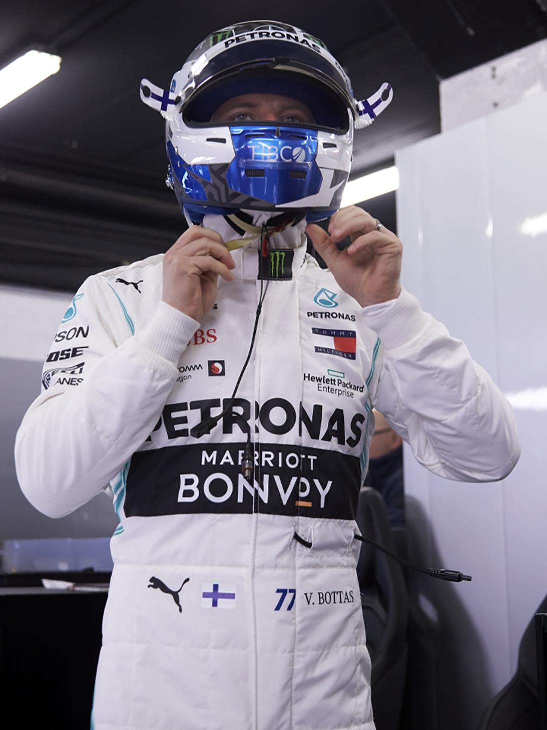 Mercedes-Petronas AMG