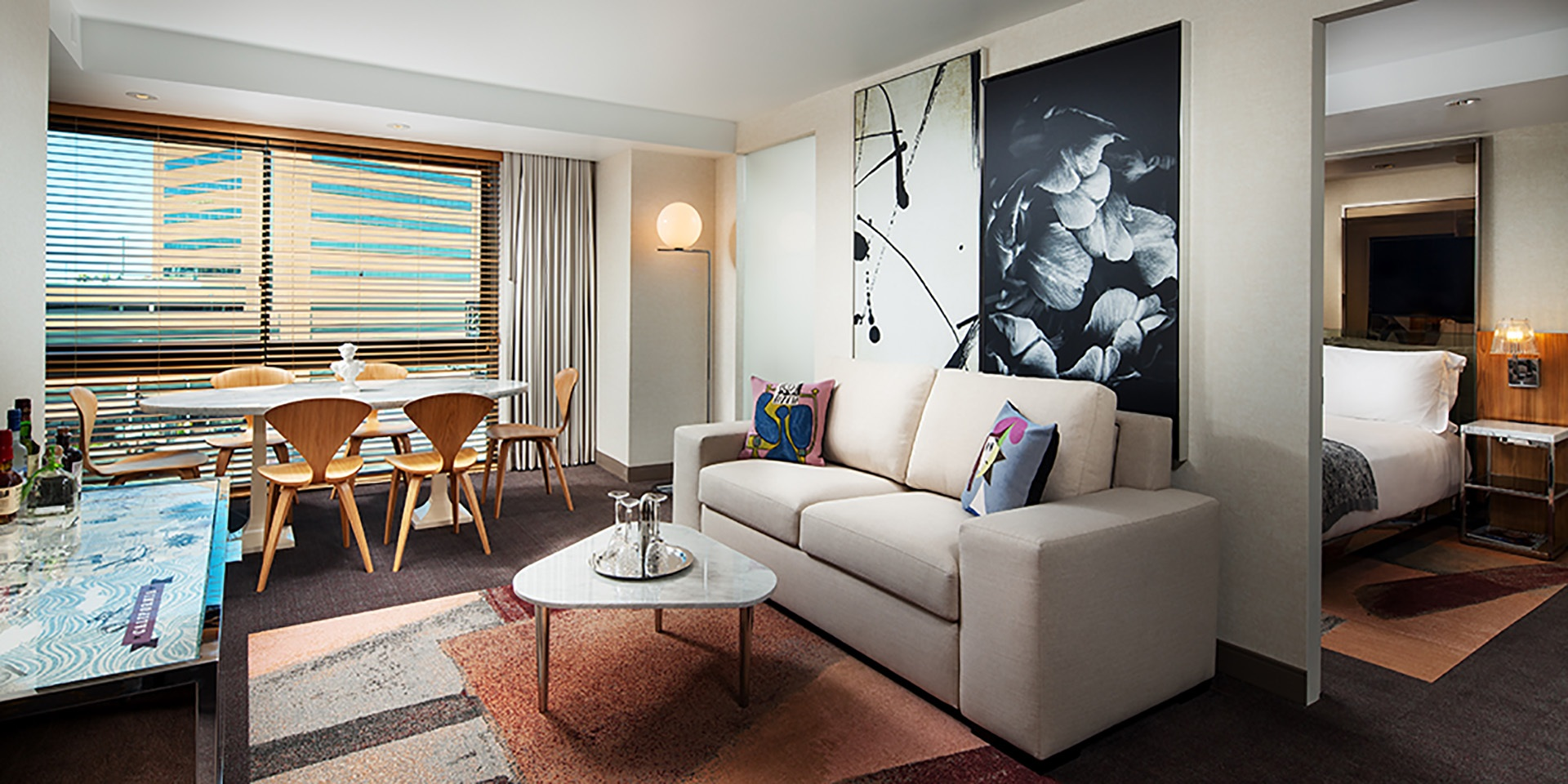 SLS Hotel a Luxury Collection Hotel Beverly Hills_Renovated Style Suite
