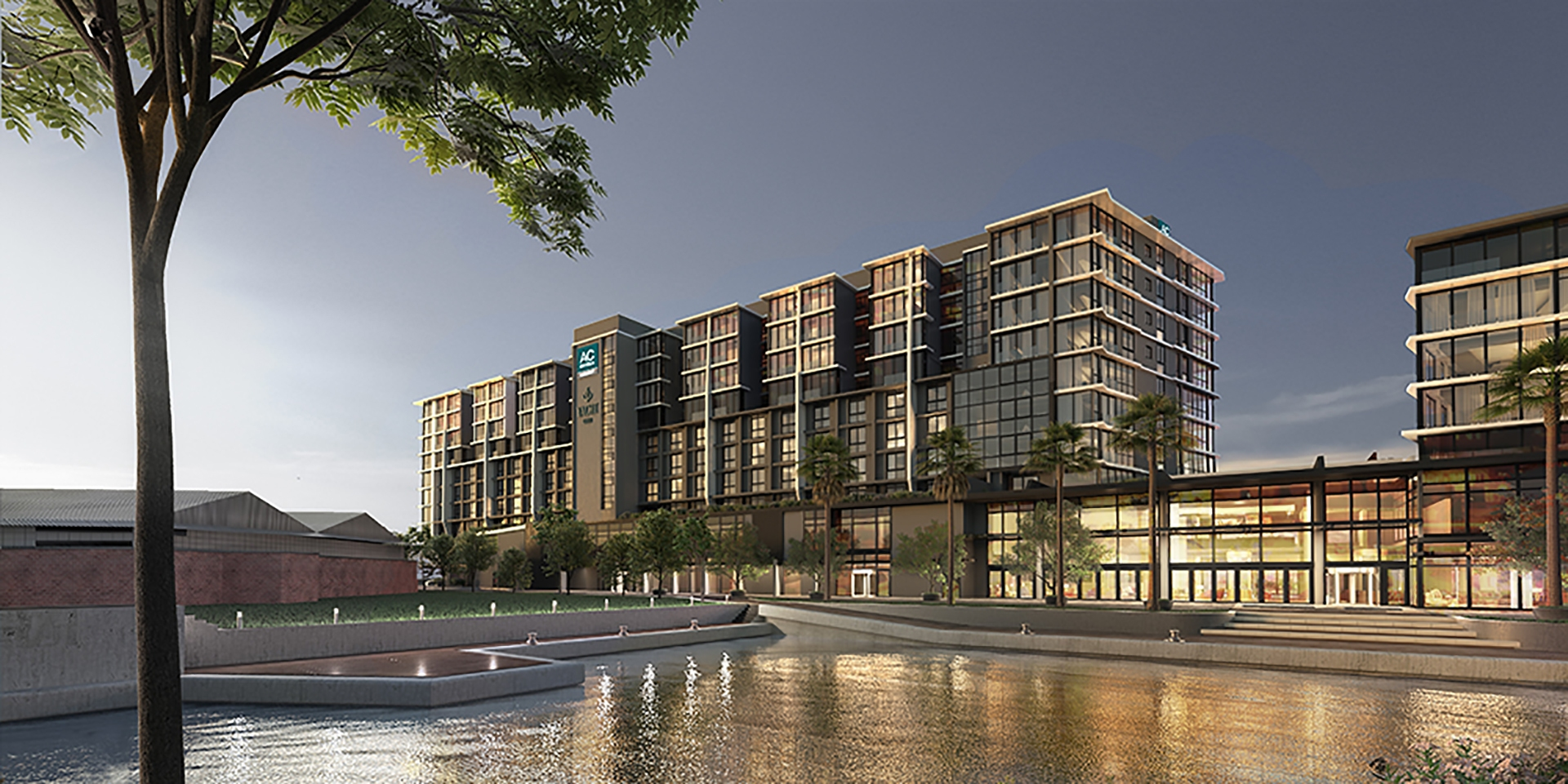AC Hotel by Marriott Cape Town, Waterfront